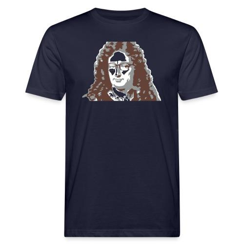 Hipster Leibniz - Men's Organic T-Shirt