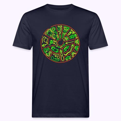 Disco Genetico - Camiseta ecológica hombre
