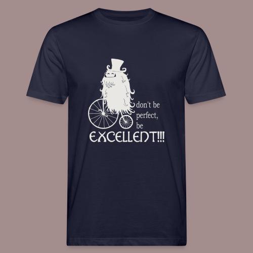 Excellent1 - Männer Bio-T-Shirt