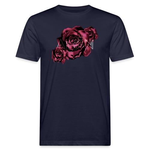 Rose Guardian Small - Økologisk T-skjorte for menn