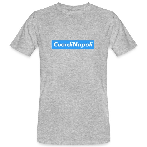 CuordiNapoli Young - T-shirt ecologica da uomo