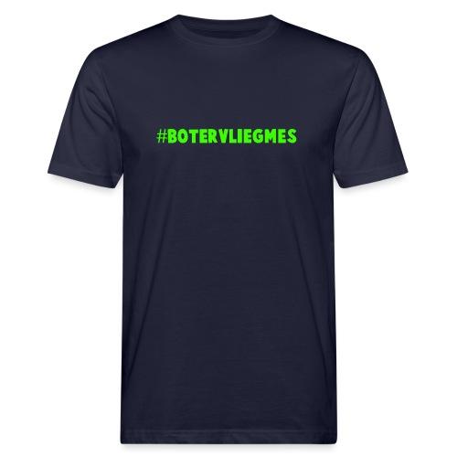 Botervliegmes hoodie (mannen) - Mannen Bio-T-shirt
