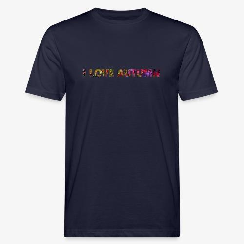 kocham jesień - Ekologiczna koszulka męska
