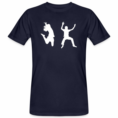 Trampoline - Men's Organic T-Shirt