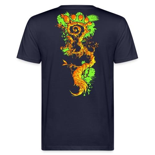 Parvati Records FootMoss - Men's Organic T-Shirt