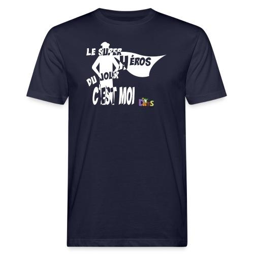 Anniversaire Super Heros (W) - T-shirt bio Homme