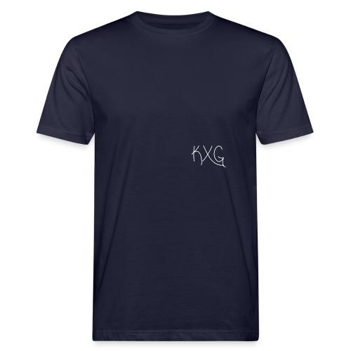 KXGlogo png - Mannen Bio-T-shirt