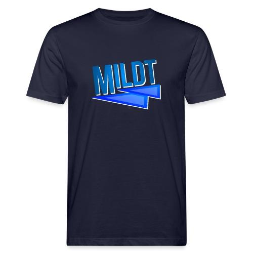 MILDT Normale Mannen Shirt - Mannen Bio-T-shirt