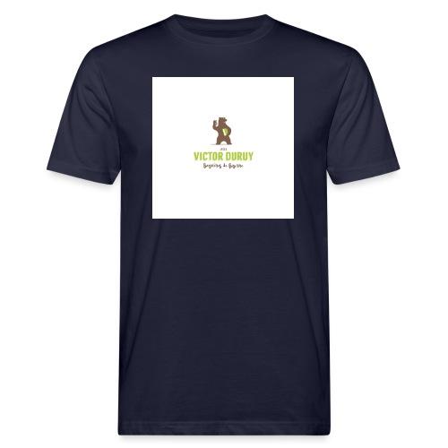 Victor Duruy 2 - T-shirt bio Homme