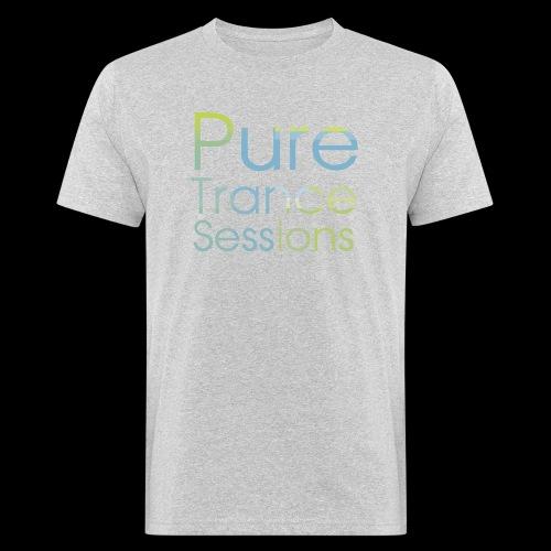 pts text hd - Men's Organic T-Shirt