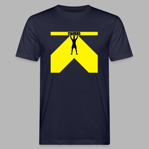 Fitness Lift - Männer Bio-T-Shirt