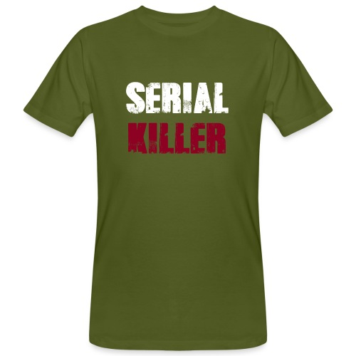 Serial Killer - Männer Bio-T-Shirt
