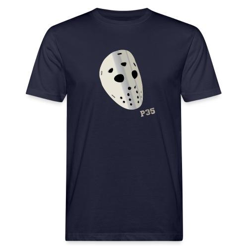 maskp35 - Männer Bio-T-Shirt