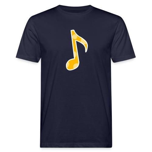 Basic logo - Men's Organic T-Shirt