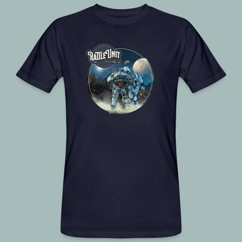 STMWTS Merch - Mannen Bio-T-shirt