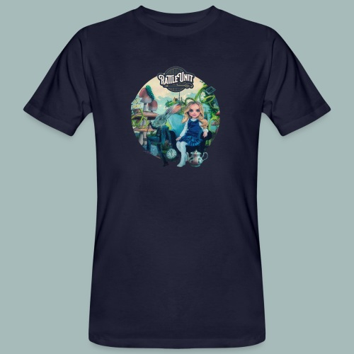 Letting Go Merch - Mannen Bio-T-shirt