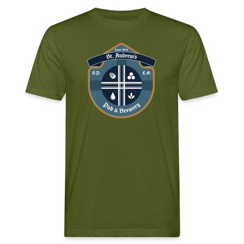 St Andrews T-Shirt - T-shirt ecologica da uomo