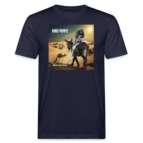 NIKKI PUPPET INTO THE WILD - Männer Bio-T-Shirt