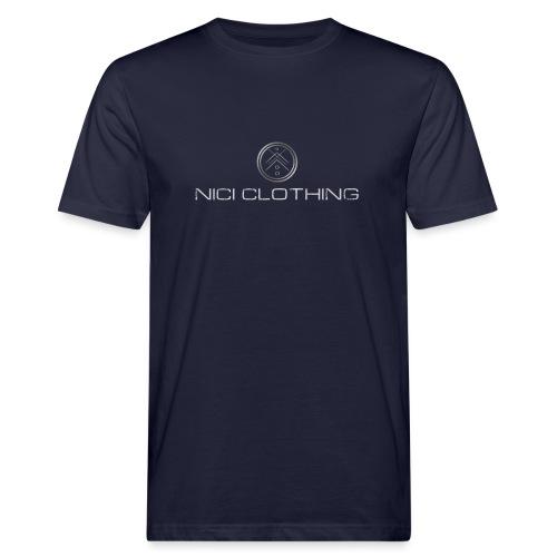 NICI LOGO - Miesten luonnonmukainen t-paita