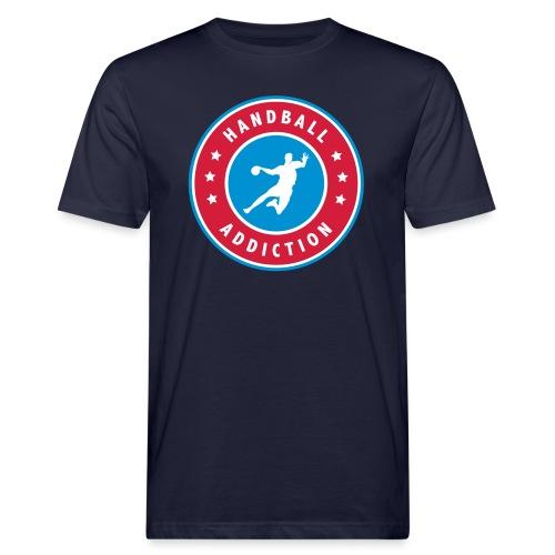 handball addiction - T-shirt bio Homme