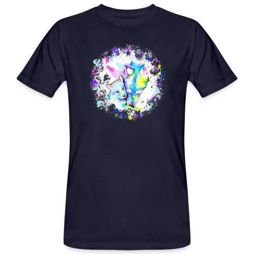 Loups - T-shirt bio Homme