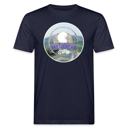 BikeToDream - T-shirt bio Homme