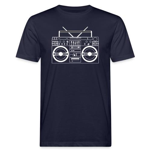Boombox - WA - Men's Organic T-Shirt