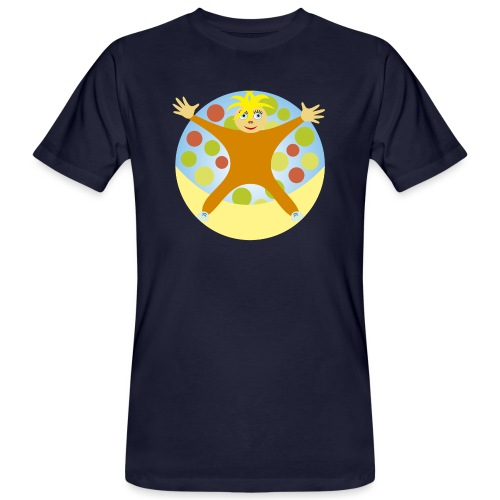 NINO_estrella - Camiseta ecológica hombre