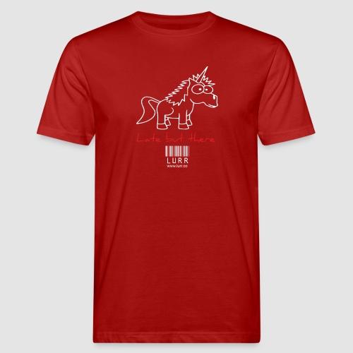 lurr unicorn - Men's Organic T-Shirt