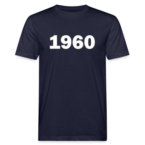 1960 - Men's Organic T-Shirt
