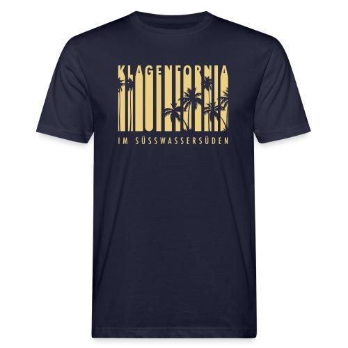 Klagenfornia Dream - Männer Bio-T-Shirt