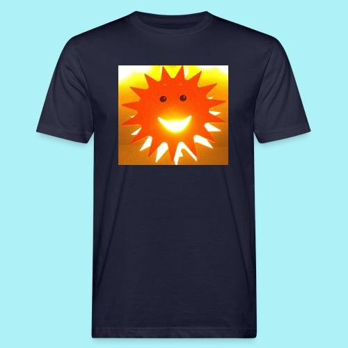 Soleil Souriant - T-shirt bio Homme