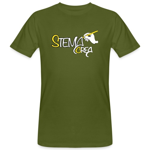 Stema CREA Logo - T-shirt bio Homme