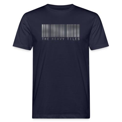 The Heavy Tiles Barcode collection - T-shirt ecologica da uomo