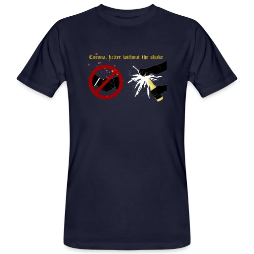 corona - Ekologisk T-shirt herr