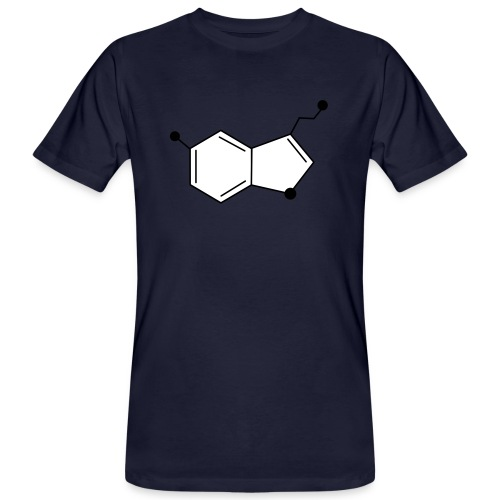Serotonine - T-shirt ecologica da uomo