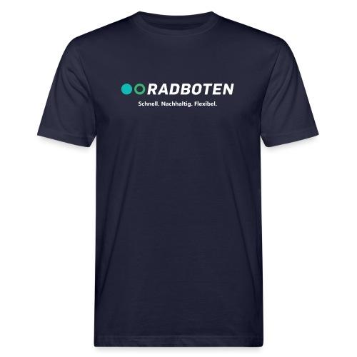 Radboten Classics - Männer Bio-T-Shirt