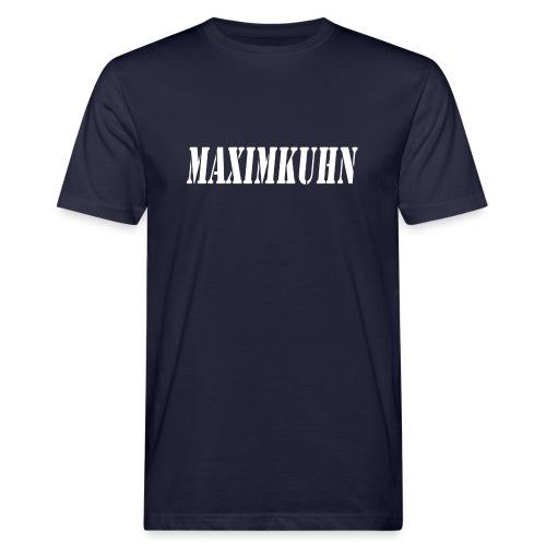 maximkuhn - Mannen Bio-T-shirt