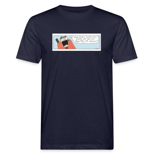 Fånga dagen - Ekologisk T-shirt herr