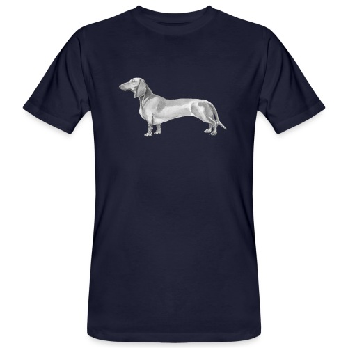 Dachshund smooth haired - Organic mænd