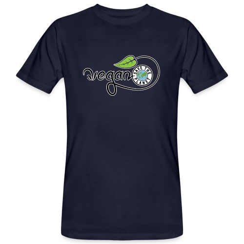 Vegan - T-shirt bio Homme