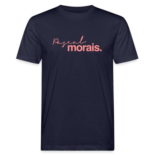 Pascal Morais Logo - Men's Organic T-Shirt