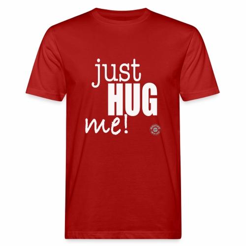 Just hung me! - T-shirt ecologica da uomo