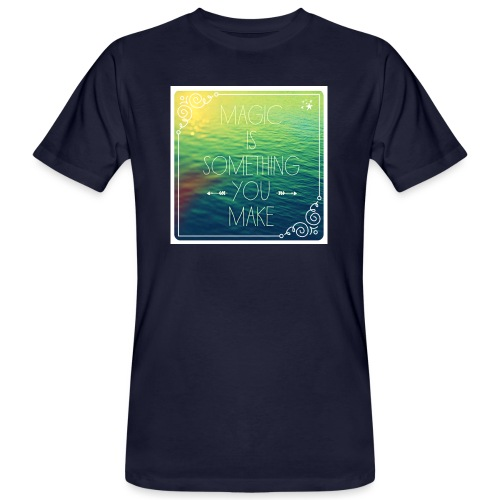 MAGIC - Mannen Bio-T-shirt