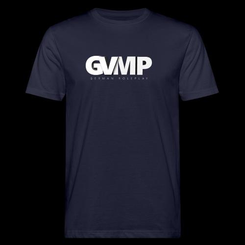 GVMP Schriftzug - Männer Bio-T-Shirt