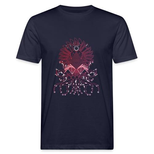 Octopus / Couleur - T-shirt bio Homme