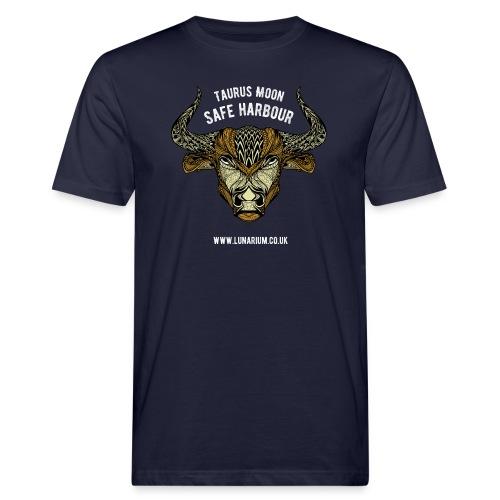 Taurus Moon Dark - Men's Organic T-Shirt