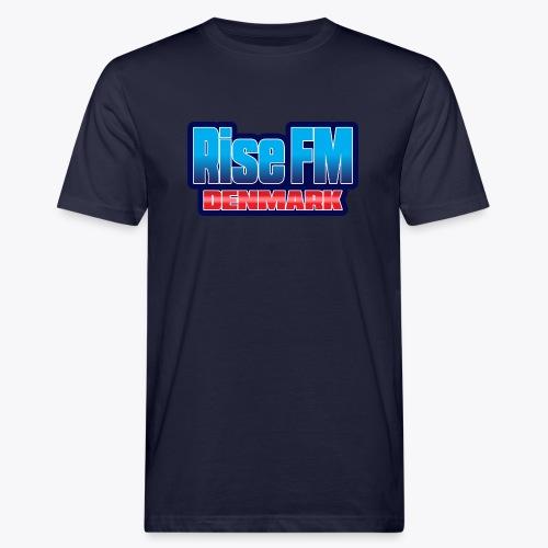 Rise FM Denmark Text Only Logo - Organic mænd
