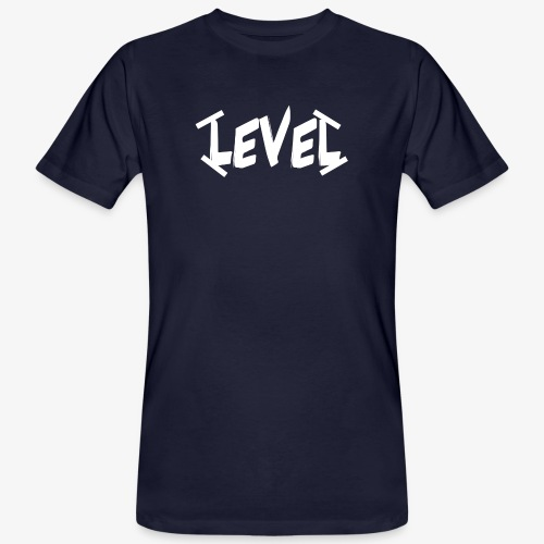 LEVEL - Mannen Bio-T-shirt