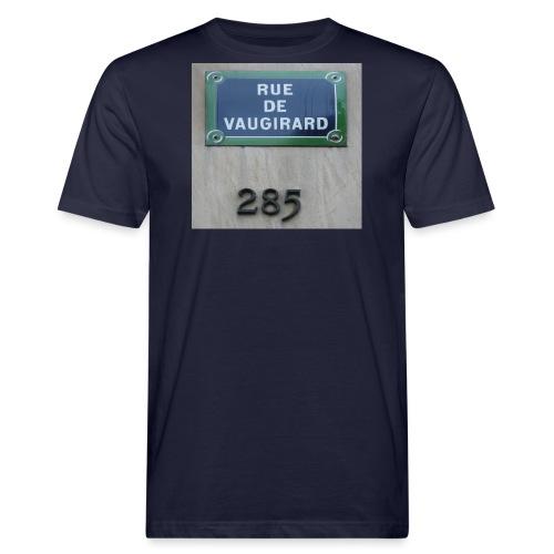 Michel Foucault - Männer Bio-T-Shirt